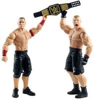WWE Summer Slam John Cena and Brock Lesnar Figures (2 Pack)