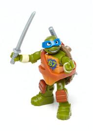 """Mega Bloks TMNT """"Leo Pizza Roadster"""" Ninja Racers"""