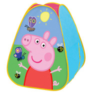 Play Hut Peppa Pig Classic Hideaway Playhouse, Pink