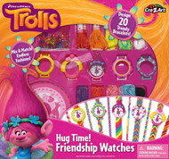 Cra-Z-Art Trolls Friendship Watches Building Kit