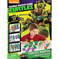 TMNT Turtle Maker Mold and Play Activity Set