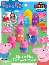 Cra-Z-Art Peppa Pig Softee Dough Figure Maker