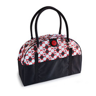 2 Red Hens 'Owl Dots' Coop Carry-All Diaper Bag