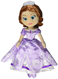 Sofia the First 18 inch Cuddle Doll