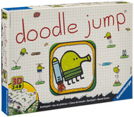 Doodle Jump Family Board Game