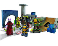 TMNT Blueprints PaperCraft - Turtles Lair Deluxe Pack