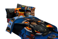 "Dreamworks Dragons 'Dragon Flyer"" Twin Comforter"