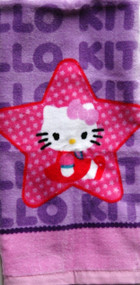 Hello Kitty Decorative Hand Towel