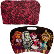 Monster High Lap Desk w / Removable Pillow