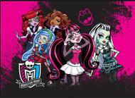 """Monster High """"Clique"""" Area Rug"""