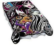 Monster High Micro Raschel Blanket