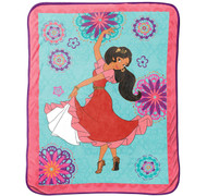 Disney Elena of Avalor Plush Throw