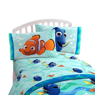 Disney/Pixar Finding Dory 'Splashy' Twin Sheet Set