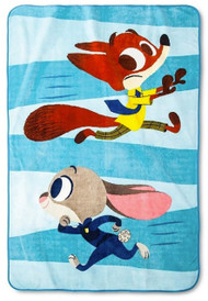 Disney Zootopia 'Bunny Ears' Plush Blanket
