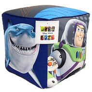 Disney® Pixar Patchwork Pouf Ottoman