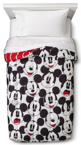 Mickey Mouse 'Expressions' Twin Comforter