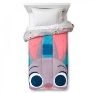 Disney Zootopia 'Bunny Ears' Twin Reversible Comforter