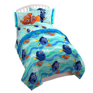 Disney/Pixar Finding Dory 'Splashy' Twin Comforter