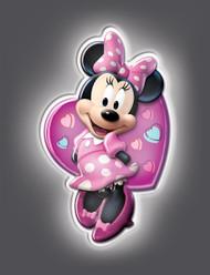 Minnie Mouse Wall Friends Talking Room Light