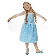 Disney Frozen Elsa Musical Light Up Dress (Size 7/8)