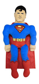 Superman Action Hero Pillow Buddy