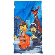 LEGO Movie Emmet Chase Slumber Bag