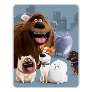The Secret Life of Pets Silky Soft Throw