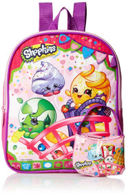 "Shopkins 10"" Mini Backpack with Coin Purse"