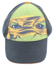 "TMNT ""Mikey"" Toddler Baseball Cap"