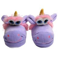 Stompeez Unusual Unicorn Slippers (Small/Medium)