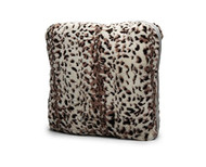 Pillow Tray with Cup Holder (Ice Leopard) - AS SEEN ON TV