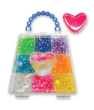 Melissa & Doug Rainbow Crystals Bead Set