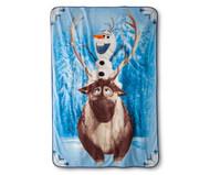 Disney Frozen 'Olaf Snow Life' Plush Blanket