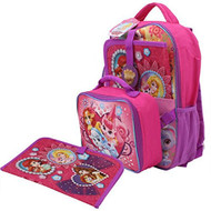 "Disney Princess Palace Pets 16"" Backpack (3-Piece Set)"