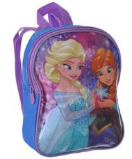 "Disney Frozen ""Snow Crystals"" Mini Toddler Backpack"