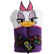 Disney Daisy Duck Hooded Bath Towel