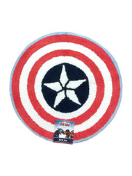 Captain America 'Shield' Bath Rug