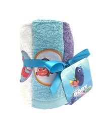 Finding Dory 'Sun Rays' 6-Piece Wash Cloths
