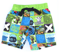 TMNT Surfin' Boardshorts Swimming Trunks