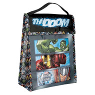 Avengers Assemble Insulated Lunch Bag