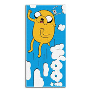 Adventure Time 'Woo!' Beach Towel