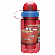Disney Cars Tritan Plastic Fruit Infuser Water Bottle