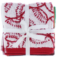 Just For Kids 6pk Sports Washcloths