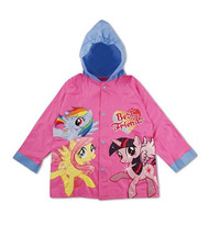 My Little Pony 'Best Friends' Rain Slicker (4/5 Med)