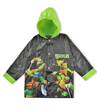 TMNT Green/Black Rain Slicker