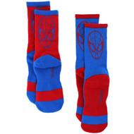 Spider-Man Boys 2-Pack Athletic Crew Socks