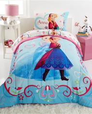 Disney Frozen 'Springtime Floral' Twin/Full Comforter
