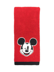 Disney Mickey Mouse 'Big Face Mickey' Hand Towel