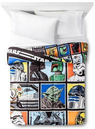 Star Wars 'Classic Grid' Full Size Comforter