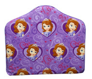 Disney Junior Sofia The First Headboard Cover
